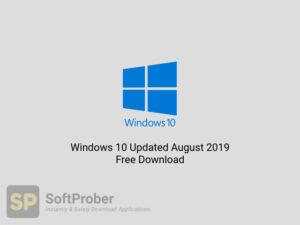 Windows 10 Updated August Direct Link Download-Softprober.com
