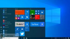 Windows 10 Updated August Latest Version Download-Softprober.com