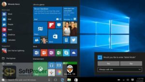 Windows 10 Updated August Offline Installer Download-Softprober.com