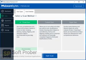 Malwarebytes Premium 2019 Free Download-Softprober.com