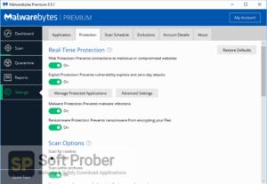 Malwarebytes Premium 2019 Offline Installer Download-Softprober.com