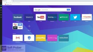Opera 2019 Free Download-Softprober.com