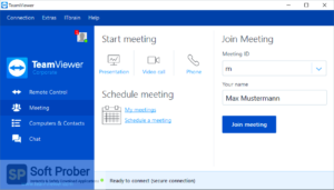 TeamViewer 2019 v14 Offline Installer Download-Softprober.com