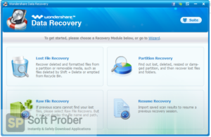 Wondershare Data Recovery 6.6.1.0 + Portable Free Download-Softprober.com