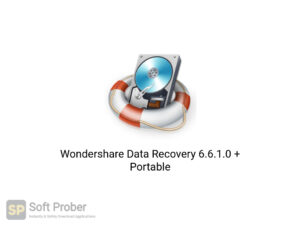 Wondershare Data Recovery 6.6.1.0 + Portable Latest Version Download-Softprober.com