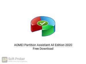 AOMEI Partition Assistant Latest Version Download-Softprober.com