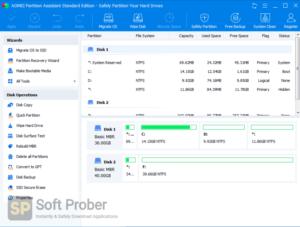AOMEI Partition Assistant Offline Installer Download-Softprober.com
