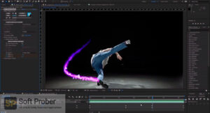 Adobe After Effects CC 2020 Free Download-Softprober.com