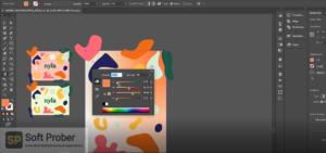 Adobe Illustrator CC 2020 Offline Installer Download-Softprober.com