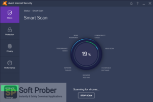 Avast Internet Security 2019 Free Download-Softprober.com