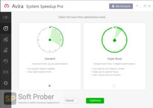 Avira System Speedup Pro 2019 Offline Installer Download-Softprober.com