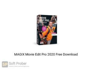 MAGIX Movie Edit Pro 2020 Latest Version Download-Softprober.com