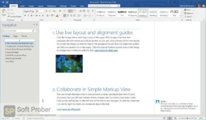 Office 2016 Pro Plus Updated Sep 2019 Free Download-Softprober.com