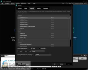 XSplit Broadcaster Offline Installer Download-Softprober.com