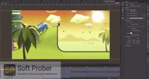 Adobe Animate CC 2020 Direct Link Download-Softprober.com