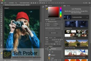 Adobe Photoshop CC 2019 Direct Link Download-Softprober.com