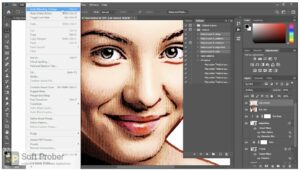 Adobe Photoshop CC 2019 Free Download-Softprober.com