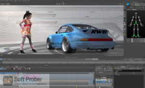 Autodesk MotionBuilder 2020 Free Download-Softprober.com
