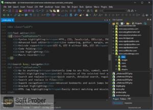 Blumentals HTMLPad Free Download-Softprober.com