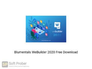 Blumentals WeBuilder 2020 Latest Version Download-Softprober.com