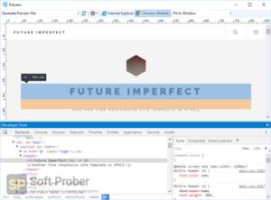 Blumentals WeBuilder 2020 Offline Installer Download-Softprober.com