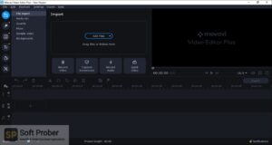 Movavi Video Editor Plus 2020 Free Download-Softprober.com
