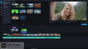 Movavi Video Editor Plus 2020 Offline Installer Download-Softprober.com