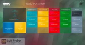 Nero Platinum 2020 Suite Offline Installer Download-Softprober.com