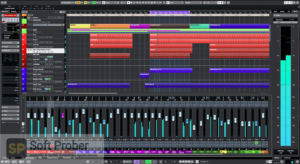 Steinberg Cubase Elements 10 Free Download-Softprober.com