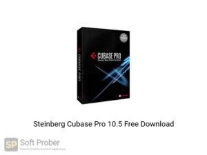 Steinberg Cubase Pro 10.5 Offline Installer Download-Softprober.com