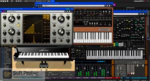 Acoustica Mixcraft Pro Studio Direct Link Download-Softprober.com