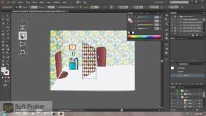 Adobe Illustrator CC 2018 Free Download-Softprober.com