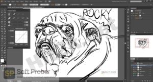 Adobe Illustrator CC 2019 Free Download-Softprober.com
