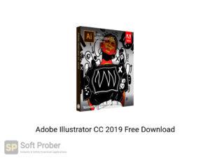 Adobe Illustrator CC 2019 Offline Installer Download-Softprober.com