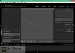 Adobe Photoshop Lightroom Classic CC 2020 Free Download-Softprober.com