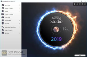 Ashampoo Burning 2019 Free Download-Softprober.com