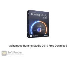 Ashampoo Burning 2019 Offline Installer Download-Softprober.com