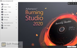 Ashampoo Burning Studio 2020 Free Download-Softprober.com