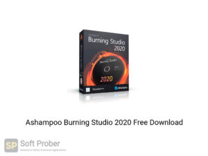 Ashampoo Burning Studio 2020 Offline Installer Download-Softprober.com