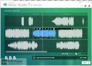 Ashampoo Music Studio 7 Direct Link Download-Softprober.com