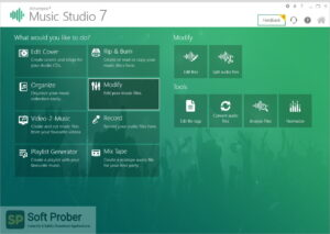 Ashampoo Music Studio 7 Free Download-Softprober.com