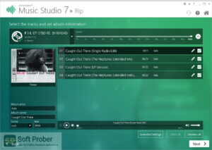 Ashampoo Music Studio 7 Latest Version Download-Softprober.com