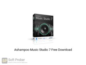 Ashampoo Music Studio 7 Offline Installer Download-Softprober.com