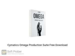 Cymatics Omega Production Suite Offline Installer Download-Softprober.com