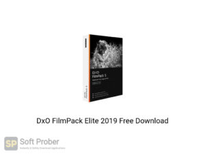 DxO FilmPack Elite 2019 Offline Installer Download-Softprober.com
