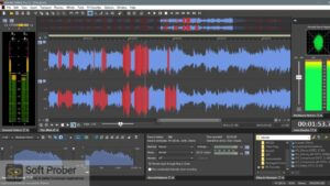 MAGIX SOUND FORGE Pro Suite 2019 v13 Free Download-Softprober.com