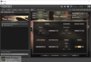Native Instruments SESSION GUITARIST PICKED ACOUSTIC (KONTAKT) Direct Link Download-Softprober.com