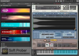 Native Instruments Kontakt 6 Latest Version Download-Softprober.com