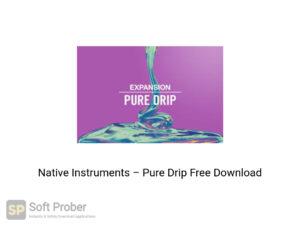 Native Instruments Pure Drip Offline Installer Download-Softprober.com