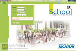 School Management Software Free Download-Softprober.com